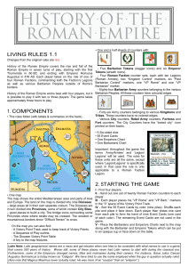 Living Rules - Udo Grebe Gamedesign