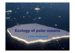 Ecology of polar oceans