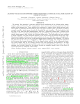 Ab-initio pulsar magnetosphere: three-dimensional particle-in