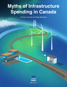 Myths of Infrastructure Spending in Canada