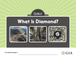 What Is a Diamond? - GemKids