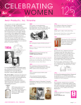 celebrating women - Avon Media Center