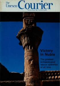 Victory in Nubia: the greatest archaeological rescue operation of all