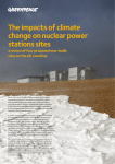 The impacts of climate change on nuclear power