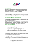 Tuberculosis Fact Sheet - NC Department of Labor