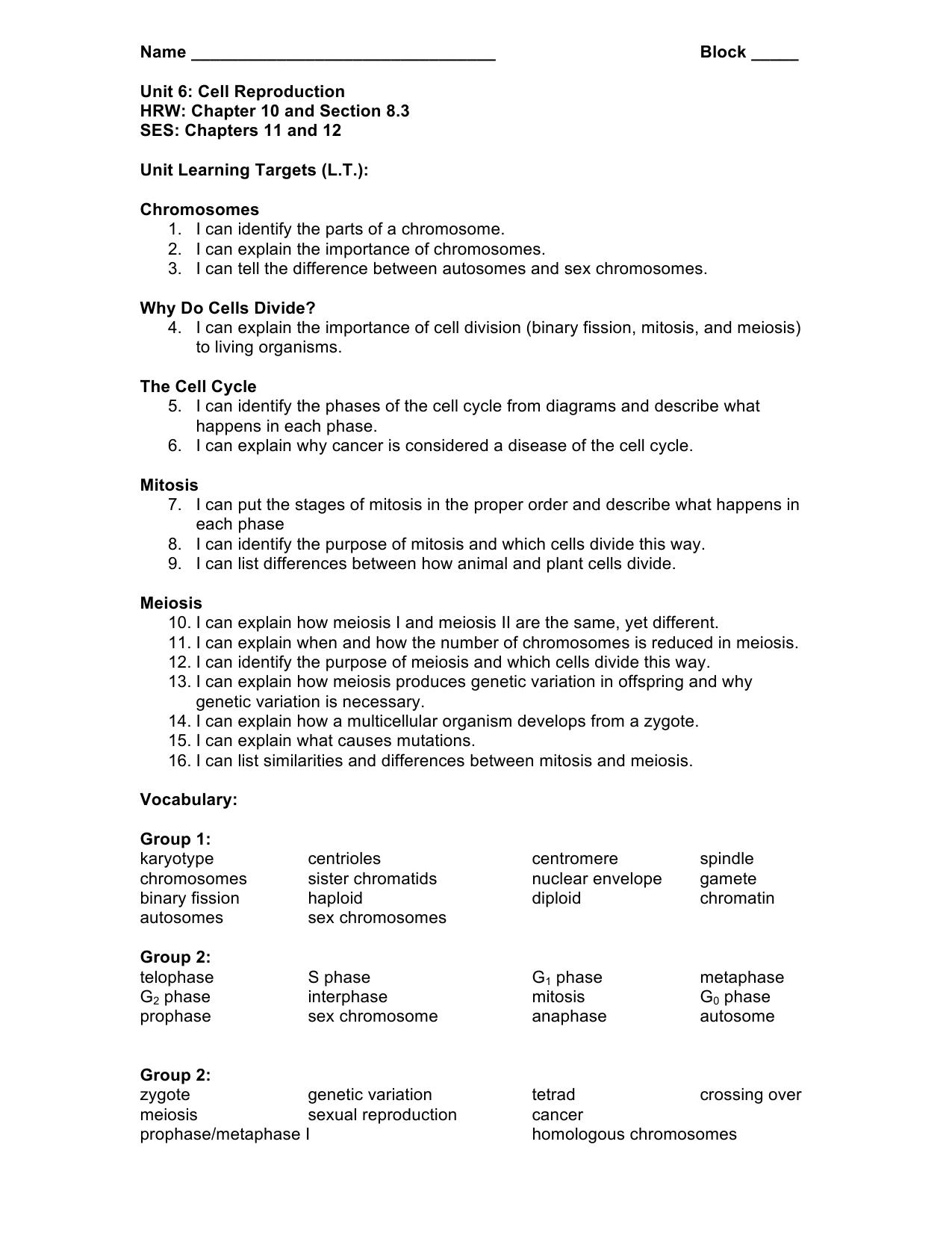 Unit 6 - Waukee Community School District Blogs