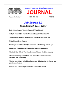 Job Search 6.0 - Career Thought Leaders