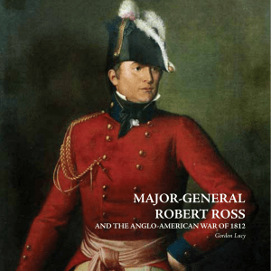 MAJOR-GENERAL ROBERT ROSS