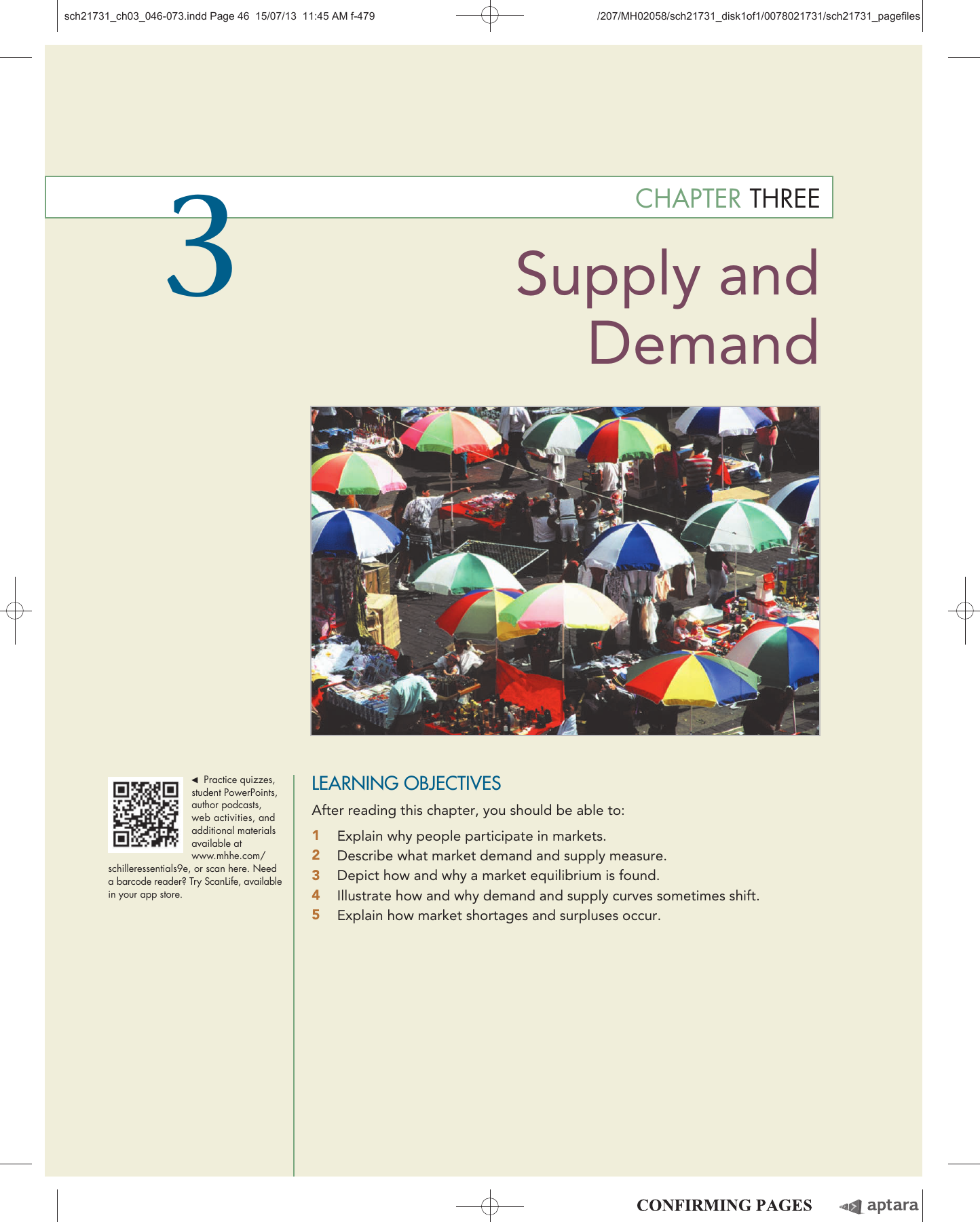 Supply and Demand - McGraw Hill Higher Education