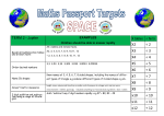 Targets Term 2 - South Marston C of E Primary
