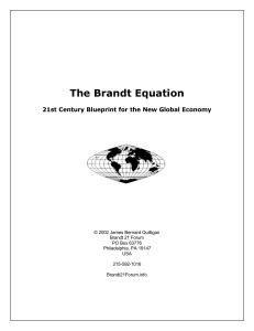 Brandt Equation (2002)