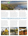 puget sound - The Nature Conservancy