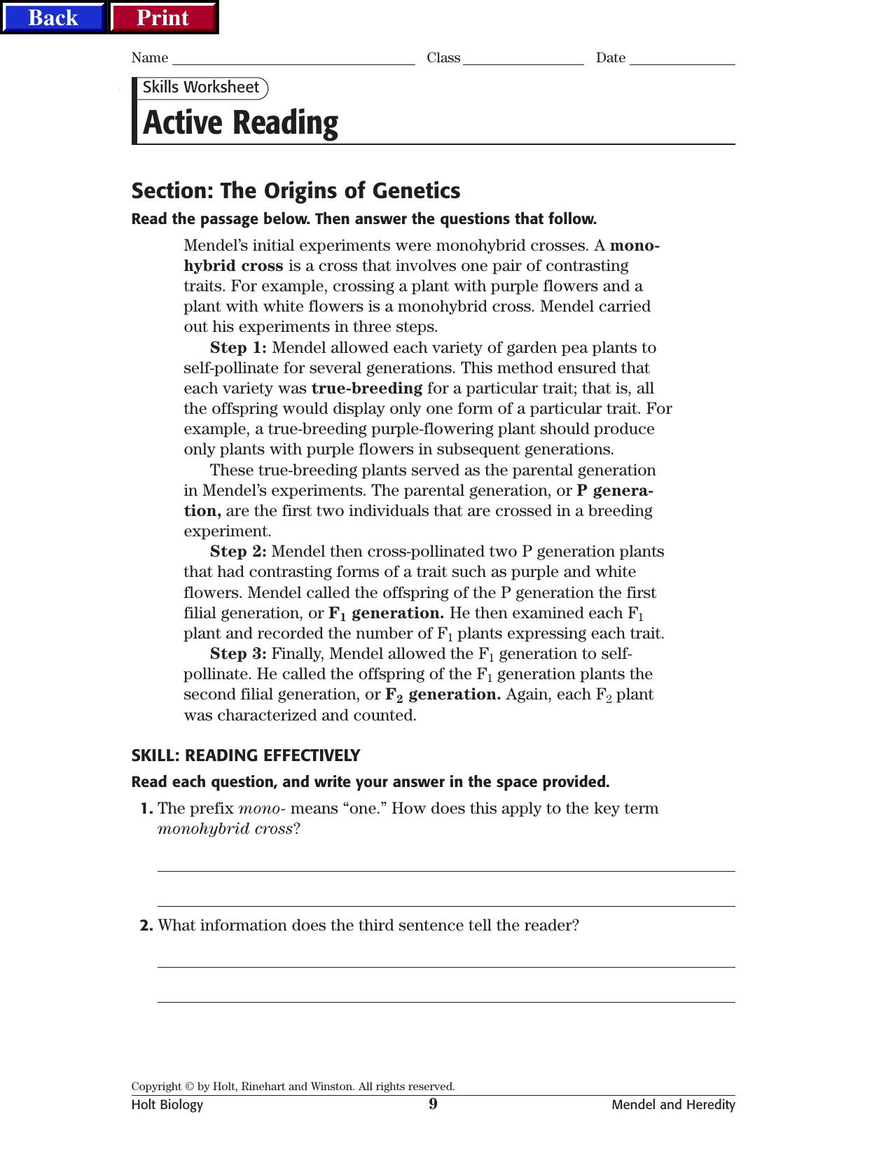 Holt biology homework help