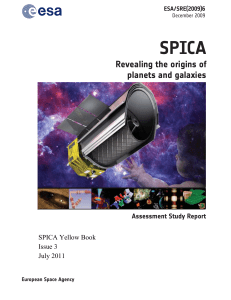 SPICA Yellow Book