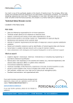Technical Sales Director (m/w) Located in the Seoul area