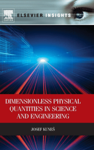 Dimensionless Physical Quantities in Science and