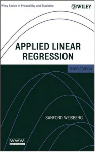 (2005) Applied Linear Regression. (3