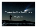 Vagabonds of the Solar System
