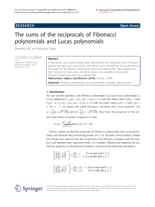 The sums of the reciprocals of Fibonacci polynomials and Lucas