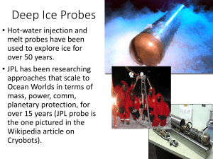 A Deep Subsurface Ice Probe for Europa