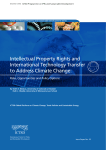 Intellectual Property Rights and International Technology