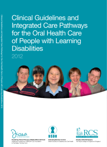 Clinical Guidelines and Integrated Care Pathways