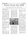 March 2006 - European Orthodontic Society