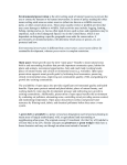 Environmental preservation is the strict setting aside of natural