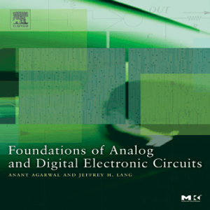 20 . Foundations of Analog and Digital Electronic Circuits