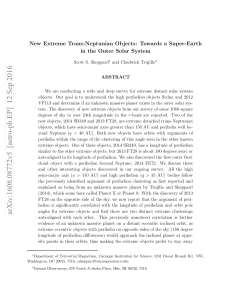 New Extreme Trans-Neptunian Objects: Towards a Super