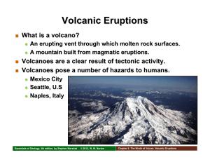 Ch05 Volcanism