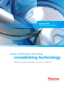 Crosslinking Technical Handbook