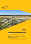 Module 10 Weather monitoring for spraying