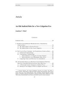 Article - The Yale Law Journal