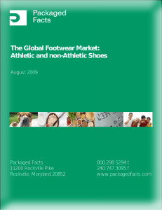 The Global Footwear Market: Athletic and non