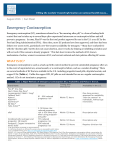 Emergency Contraception - Kaiser Family Foundation