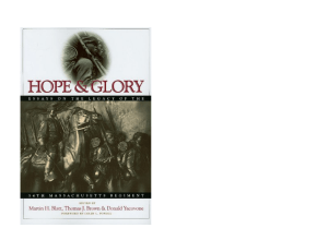 Glory: Hollywood History, Popular Culture, and the Fifty