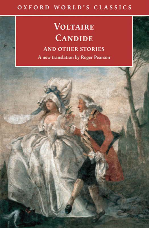 Candide and Other Stories (Oxford World`s Classics)