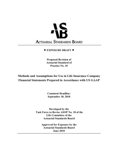 PDF - The Actuarial Standards Board