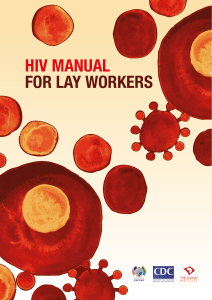 HIV MANUAL FOR LAY WORKERS