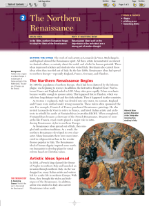 The Northern Renaissance - Mr. Villines` History Page