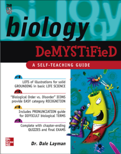 Biology Demystified (2003)