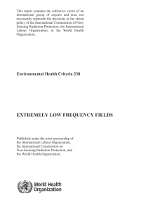 EHC 238 - World Health Organization