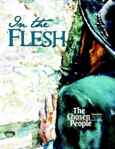 October 2012 - In the Flesh - Chosen People Ministries (Canada)