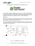 PowerResponder™ 2S balancing circuit applications note