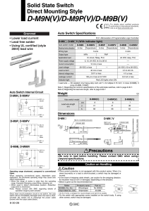 D-M9N(V) - RS Components International