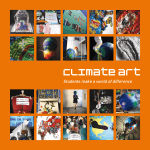 the Climate Art photo book