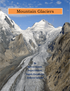 Mountain Glaciers