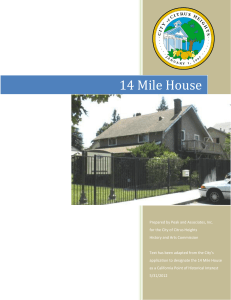14 Mile House - Citrus Heights