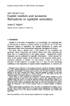 Capital markets and economic fluctuations in capitalist economies